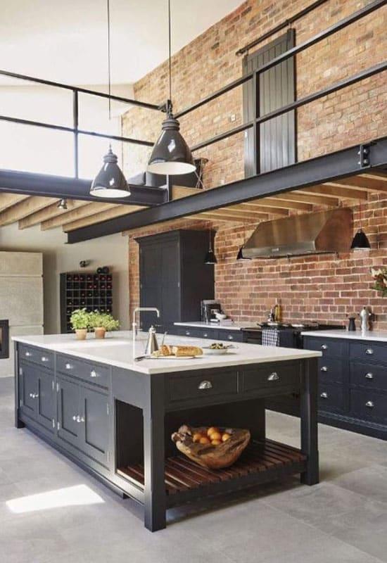 cuisine-noire-industrielle