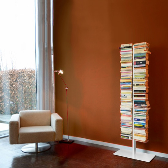 Bibliothèque originale verticale