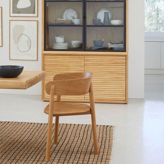 Chaise originale de salle à manger