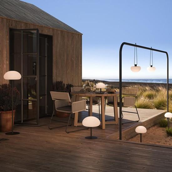 lampe nomade rechargeable avec variateur