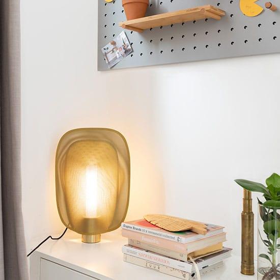 Lampe en laiton design