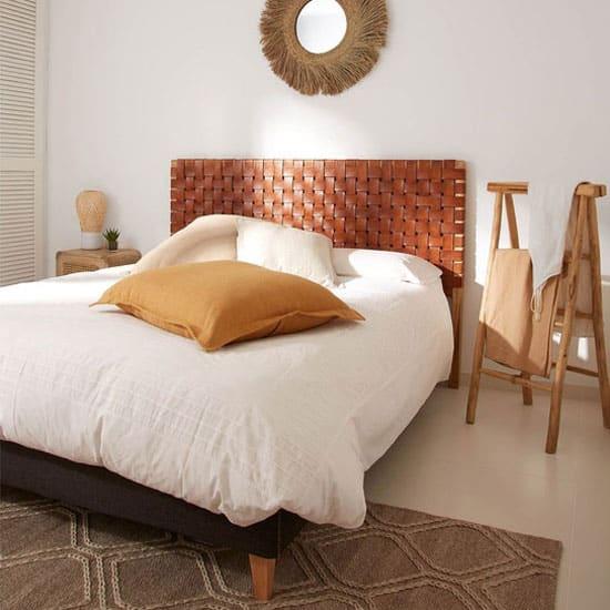 Idée tête de lit avec rangement