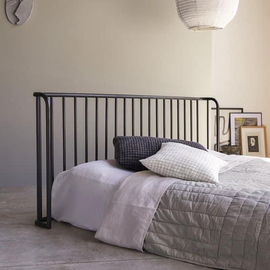 Idée tête de lit en métal