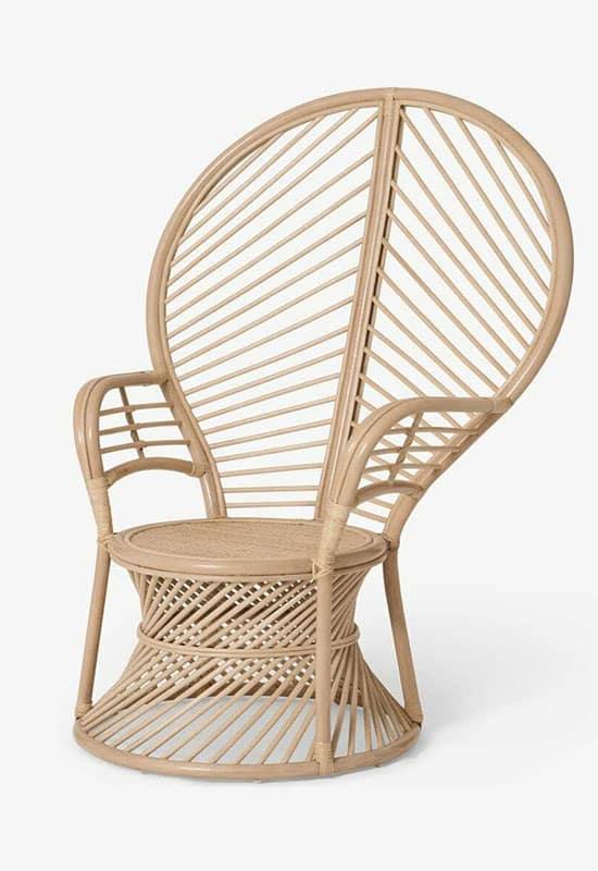 Interprétation graphique du fauteuil Emmanuelle